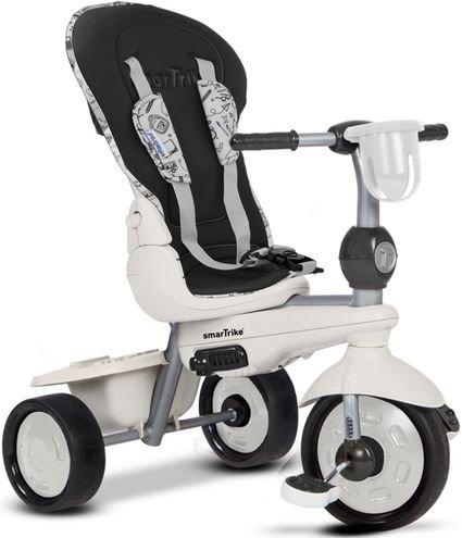 Велосипед Smart Trike 5в1 Dazzle/Splash Black White (от 10 месяцев до 3х лет)
